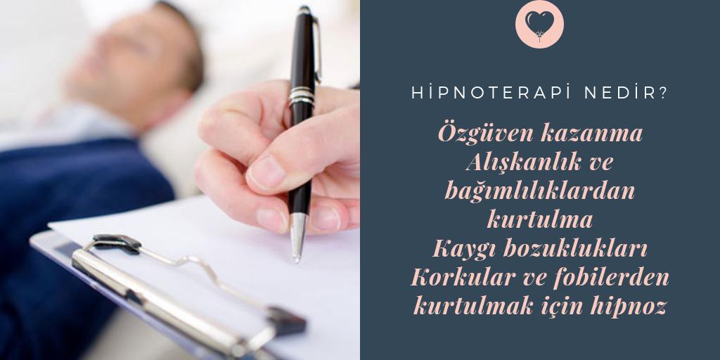 Hipnoterapi nedir